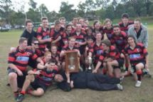 Open news item - Radford Cup Premiers - 2012